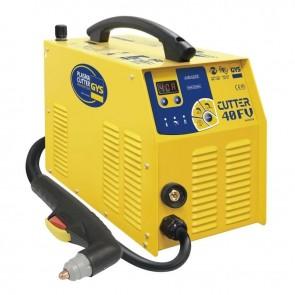 Апарат за плазмено рязане GYS - PLASMA CUTTER 40FV - 110/230 V, 10-40 A, 115 л./мин1, 2,5-6,0 bar