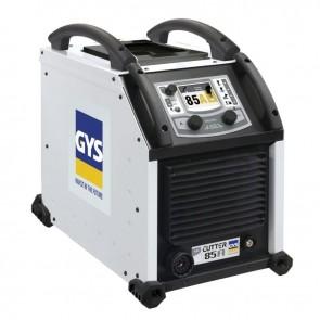 Апарат за плазмено рязане GYS - PLASMA CUTTER 85 A TRI - 400 V, 25-85 A, 270 л./мин1, 5,0-9,0 bar