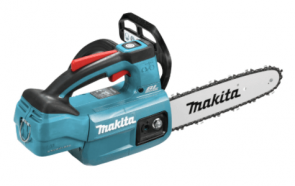 Акумулаторен верижен трион MAKITA - DUC254Z - 18 V, Li-ion, 250 мм. / Без батерия и зарядно устройство /