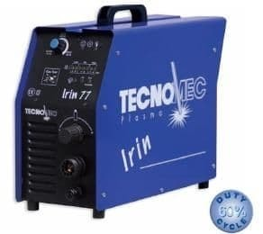 Апарат за плазмено рязане TECNOMEC - IRIN 77 CC