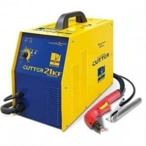 Апарат за плазмено рязане GYS - PLASMA CUTTER 21 KF - 12-15 A, 40 л./мин1, 3,0 bar