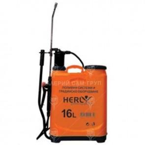 Пръскачка с метален телескопичен удължител HERLY - IT16-1ML - 16 л.