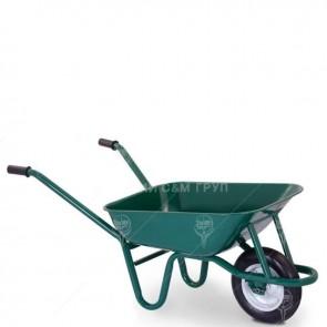 Ръчна градинска количка HERLY - 130672321-N - 65/90 л.