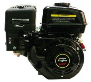 Двигател LONCIN - G200 - 6,5 к.с. / заместител на Honda GX200 /