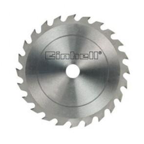 Циркулярен диск за дърво EINHELL - Ø 250x30 мм., 24 броя зъби / 4311110 /