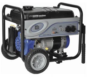 Бензинов генератор ELEKTRO MASCHINEN - GSEm 4500 SB - 4,5 kW, 23 л.