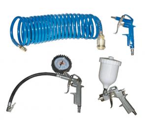 Комплект пневматични инструменти ELEKTRO MASCHINEN - KIT 4S - 4 ч.
