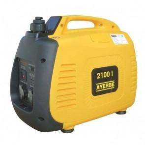 Инверторен монофазен бензинов генератор AYERBE - 2100 INS Inv - 230 V, 3,0 kW, 3000 оборота, 3,5 л. / ръчно стартиране /