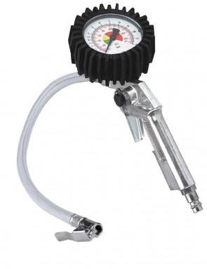 Пистолет за помпане с накрайник за автомобилни гуми EINHELL - RFM 12 - 0-8 bar / 4137000 /