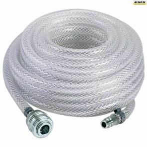 Маркуч с накрайници и бърза връзка EINHELL - 5 м. / 4138200 /