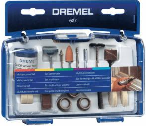 Шлайфгрифери комплект DREMEL - 26150687JA - / 52 бр. /