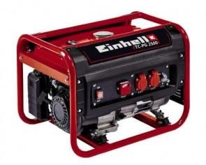 Бензинив генератор EINHELL - TC-PG 2500 - 2,4 kW, 212 см³, 15 л.