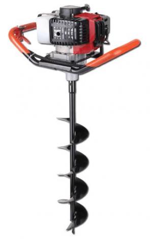 Моторен свредел MTD - MD52 - 1,5 kW, 51,7 см3, 0,8 л., ф 150 мм.