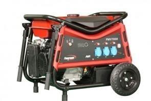 Бензинов генератор POWERMATE PMV6250 + AVR