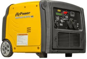 Инверторен генератор ITC POWER - GG 35Ei Pro - 3,2 kW, 13,2 А, 208 см3, 7,8/0,65 л.