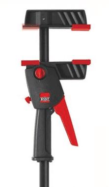 Стяга дърводелска с пластмасови челюсти автоматична BESSEY - DUO30-8 - 85x300 мм., 1200 N