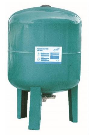 Хидрофорен съд LEO - 100FT - 100 л.