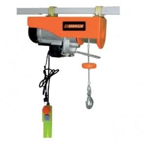 Електрически телфер PREMIUM - HST125/250 - 500 W, 125/250 кг., 12/6 м.