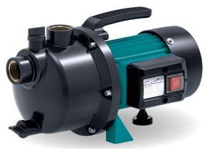 Самозасмукваща градинска помпа LEO - EKJ 602P - 600 W, 50 л./мин1., 35/7 м.