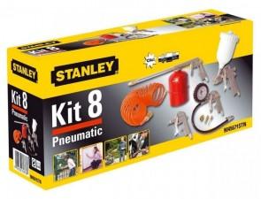 Комплект аксесоари за компресор STANLEY - / 8 ч. /