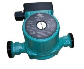 """Циркулационна помпа за питейна вода AquaTecnica - Omis 25-40/180 - 32/48/62 W, 4 м., 2,4 м3/ч., 1"""" / без гайки /"""