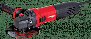 Индустриален ъглошлайф RAIDER Industrial RDI-AG58 / 1400W , 125 mm /+ Чанта за инструменти сгъваема, твърда дръжка 19 джоба 19'' TMP