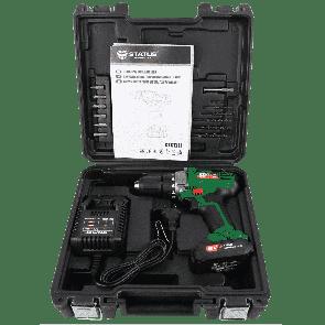 Акумулаторен винтоверт STATUS CSL12-2Li/ 12 V , 2x2Аh батерия, зарядно, куфар, к-ти за битове/