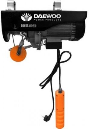 Електрически телфер DAEWOO - DAHST300 - 1200 W, 300/600 кг.