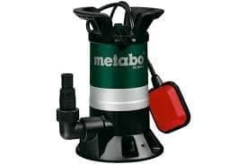 Дренажна помпа Metabo PS 7500 S /1 1/4 инча, 450 W , воден стълб 5 м /