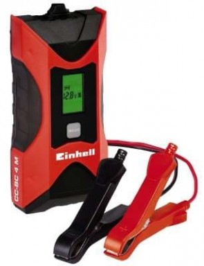 Зарядно устройство EINHELL - CC-BC 4 M с микропроцесорно управление