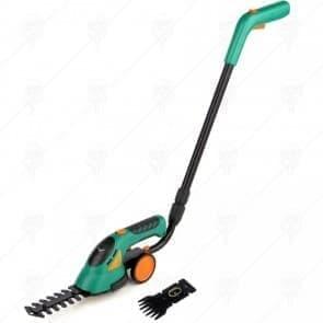 Акумулаторна ножица за трева с телескопична дръжка FLO - FLO 1000R/PM - 3,6 V, Li-ion, 1,3Ah, 80 мм.