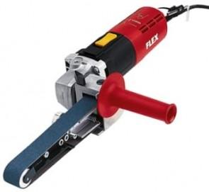 Специализираната шлайфмашина FLEX LBS 1105 VE / 710 W , 520/533 x 4.9 mm , 240 - 720 m/min /