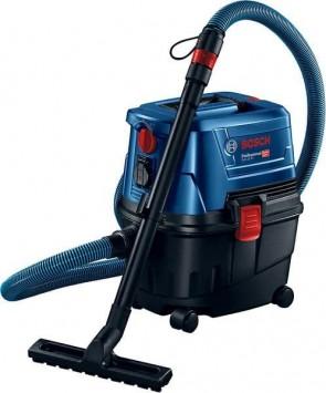 Професионална прахосмукачка за сухо и мокро почистване Bosch GAS 15 PS /1100W/