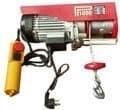Електрическа лебедка HU-LIFT EQUIPMENT - MB200 - 500 W, 100/200 кг.