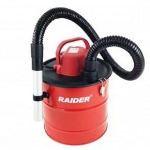 Прахосмукачка за пепел RAIDER - RD-WC02 - 1000 W, 24,8 л./сек1, 15,5 kPa, 18 л.