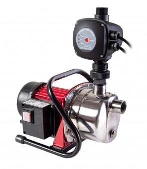 Водна помпа с електронен пресостат RAIDER - RD-WP17 - 1200 W, 64 л./мин1, 3 bar, 48/7 м.