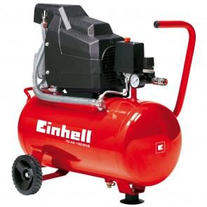 Маслен компресор Einhell TC-AC 190/24/8 / 1,5 kW , 60 л / мин. , 24 l /