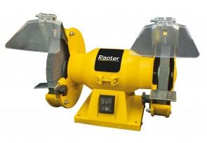Шмиргел RAPTER - RR BG-10 - 150 W, 2950 оборота, 150x16x12,7 мм.