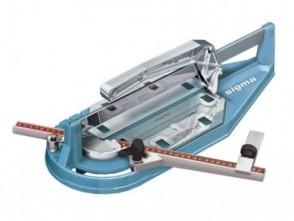 Машина за рязане на фаянс SIGMA - 2G - 37 см., 0-15 мм.