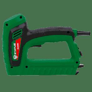 Хоби електрически такер Status ST16 / скоби тип 53 (8 - 16 мм) , пирони тип 48 (15 - 16 мм) /