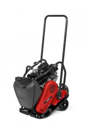 Виброплоча за асфалт Chicago Pneumatic MV 100 / Honda GX160, 4.1/5.6 kW/hp, 25 m/min