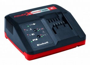 Зарядно устройство EINHELL - POWER X-CHANGE - 18 V, 1.5-5.2 Ah