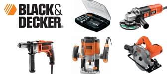 инструменти Black & Decker