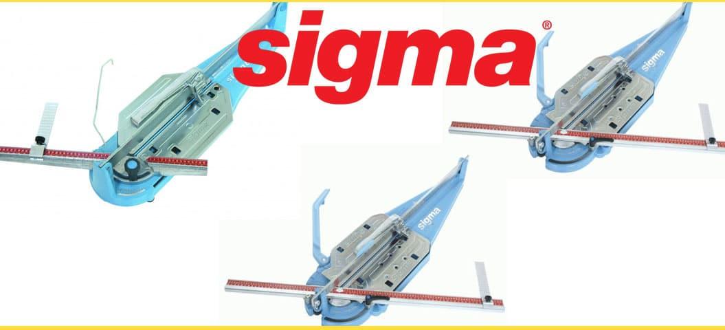 Машини за плочки Sigma